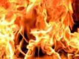В Белой Калитве в пожаре погиб пенсионер